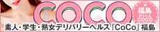 新感覚ユーザー参加型デリバリー「CoCo」福島